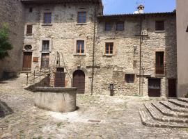 Casa La Nicchia, Monterone