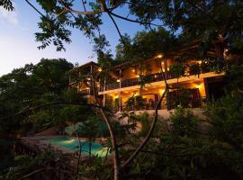 Villa Pomme D'Amour, Marigot Bay