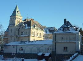 Kramářův zámek, Vysoké nad Jizerou