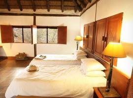Nkwazi Lake Lodge, Golela