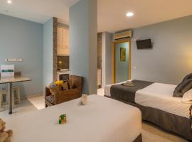 本斯塔集團亞歷山德拉公寓式酒店, 塔拉戈納