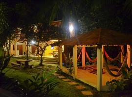 Abaquar Hostel, Ilha de Boipeba