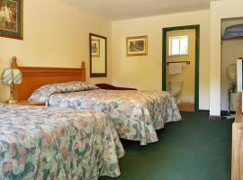 Pathfinder Motel & R.V. Park, Agassiz