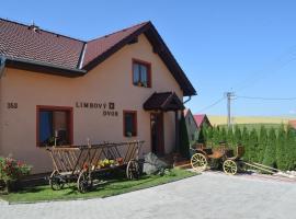 Garni Limbový Dvor, Vrbov