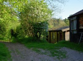 Log Cabin, Brecon