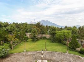 Jardin Casa la Historia, Antigua Guatemala