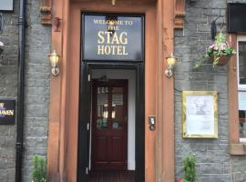 The Stag Hotel, Moffat