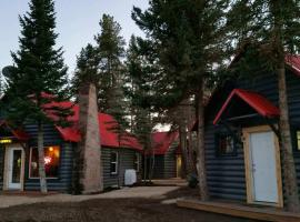 Yellowstone Cabins and RV, 西黃石