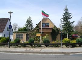 Haus Helgoland, Otterndorf
