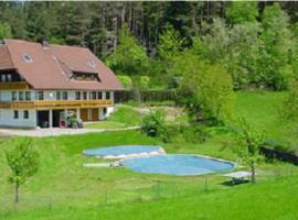 Landgasthof Berghof, Triberg