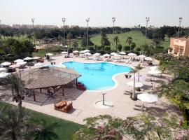 Swiss Inn Pyramids Golf Resort, Zes oktober (stad)