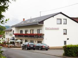 Hotel Haus Kornmarkt, Biersdorf