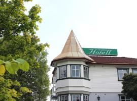 Smaalenene Hotel, Askim