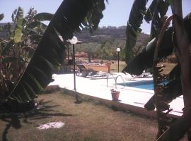 Villa nzabata, Melilli
