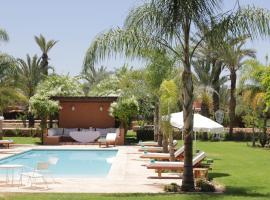 Villa Jardin Nomade, Marrakech