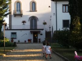 Villa La Fornacina, Figline Valdarno