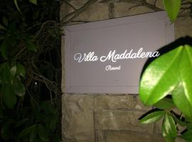 Villa Maddalena, Ome