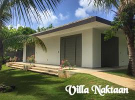 Villa Naktaan, Puerto Morelos