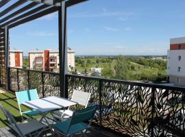 Appartement T3, Saint-Apollinaire