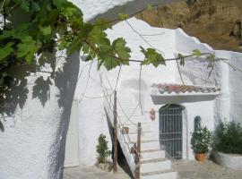 Maison Troglodyte Cueva, Guadix