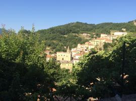 La casa di Ivi, Castelmezzano