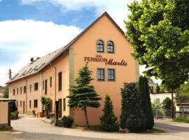 Pension Marlis, Reichenberg