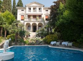 Villa Vittoria, Gardone Riviera