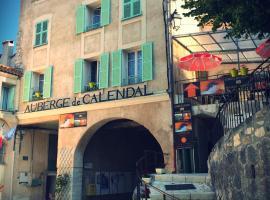 Auberge de Calendal, Aiglun
