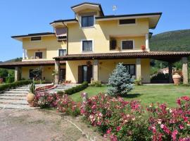 Villa Cristina, Pontelatone
