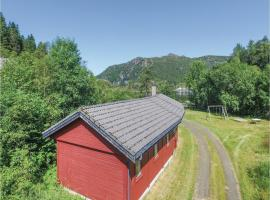 Holiday home Ualand Langhus, Ualand