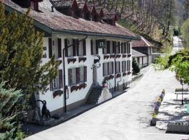 Gasthaus Steinbock Hotel Garni