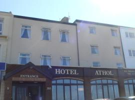 Hotel Athol Blackpool, Blekpūla