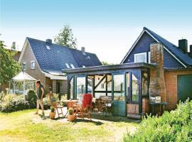 Holiday home Grabau Hoherdamm, Grabau