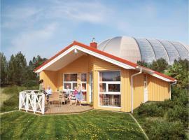 Holiday home James Cook/Mars L, Köthen