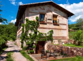 Casa El Vallejo, El Rasillo