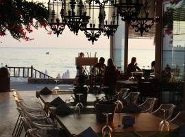 Sunprime Dogan Side Beach, Sidė