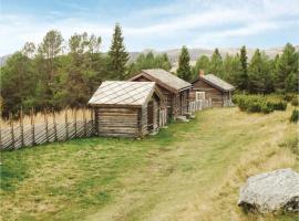 Holiday home Kvam Haugsetra III, Mysusæter