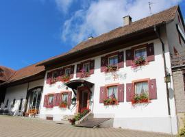 Hotel Landgasthof zum Pflug, Endenburg