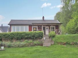 Three-Bedroom Holiday Home in Varnamo, Södra Ryd