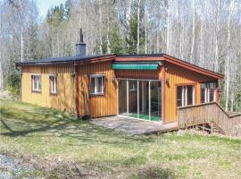 Two-Bedroom Holiday Home in Ormaryd, Ormaryd