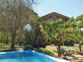 Holiday Home F-43203 Reus with Fireplace I, Castellvell