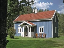 Two-Bedroom Holiday Home in Vaggeryd, Rastad