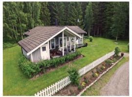 Holiday home Lugnabovägen Gustavsfors, Bön