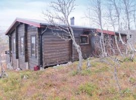Holiday home Örvägen Vemdalen, Storhågna