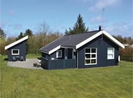 Holiday home Lathyrusvej Ulfborg II, Sønder Nissum