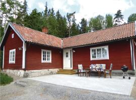 Two-Bedroom Holiday Home in Stjarnhov, Stjärnhov