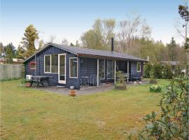 Holiday home Øster-Skovvej, Sønder Nissum