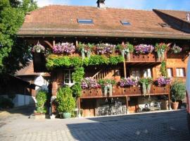 B&B Liechti Blumen, Wattenwil