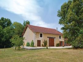 Holiday Home La Roue De Chatelard, Teyjat