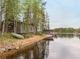 Three-Bedroom Holiday Home in Savonlinna, Savonlinna